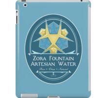 Hipsters of Hyrule - Zora Fountain Artesian Water iPad Case/Skin