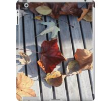 Autumn Leaves Three iPad Case/Skin