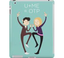 U+ME=OTP 10xROSE iPad Case/Skin