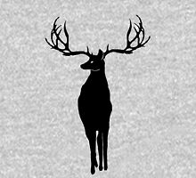 Deer Outline Unisex T-Shirt