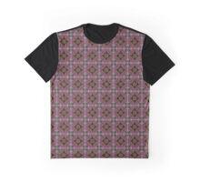Mandala Style Pattern Graphic T-Shirt