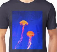 jellyfish aquatic sea wildlife animal  Unisex T-Shirt