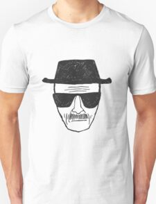 Breaking Bad - Walter White - Heisenberg Unisex T-Shirt