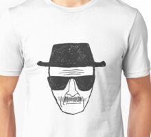 Breaking Bad - Walter White - Heisenberg Unisex T-Shirt