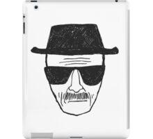 Breaking Bad - Walter White - Heisenberg iPad Case/Skin