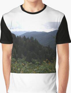 SMOKY MOUNTAINS Graphic T-Shirt