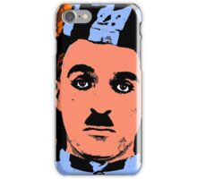 CHARLIE CHAPLIN-4 iPhone Case/Skin
