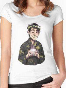Calm Cobblepot Women's Fitted Scoop T-Shirt