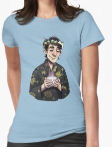Calm Cobblepot Womens Fitted T-Shirt