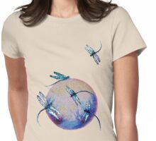 Birth of the Dragonfly Tee Womens Fitted T-Shirt