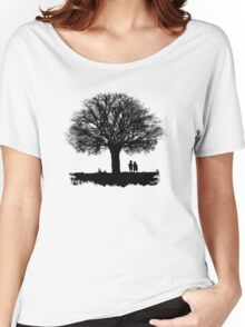 Taking in the view Women's Relaxed Fit T-Shirt
