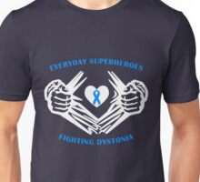 Dystonia Heroes Unisex T-Shirt
