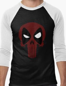 DeadPunisher 2 Men's Baseball ¾ T-Shirt