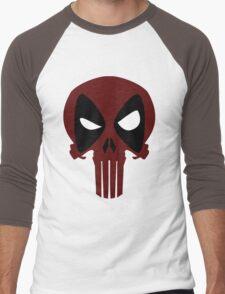 DeadPunisher 2 Men's Baseball ¾ T-Shirt