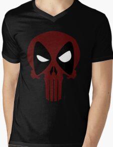 DeadPunisher 2 Mens V-Neck T-Shirt