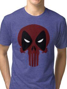 DeadPunisher 3 Tri-blend T-Shirt