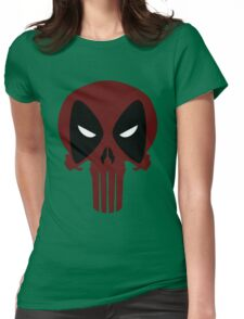 DeadPunisher 3 Womens Fitted T-Shirt