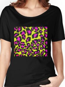 Camouflage colors Women's Relaxed Fit T-Shirt