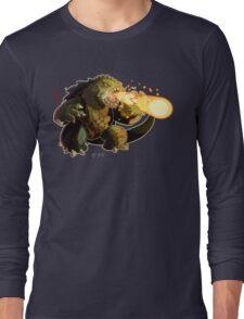 Gamera Long Sleeve T-Shirt