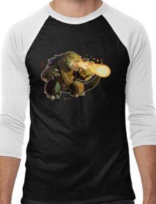 Gamera Men's Baseball ¾ T-Shirt