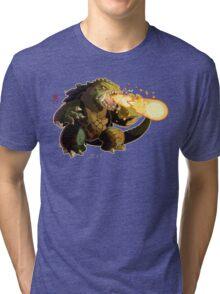 Gamera Tri-blend T-Shirt