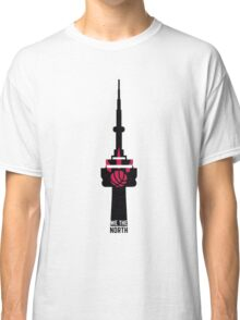 Toronto Raptors We The North (CN Tower) Classic T-Shirt