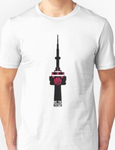 Toronto Raptors We The North (CN Tower) Unisex T-Shirt