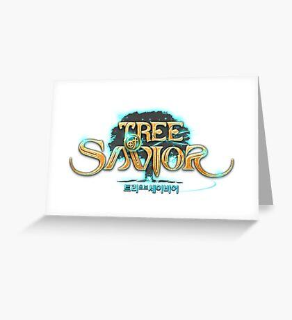 Tree of Savior Greeting Card