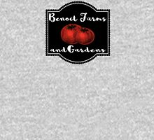 Benoit Farms and Gardens Womens Fitted T-Shirt