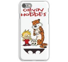 calvin and hobbes 313 iPhone Case/Skin