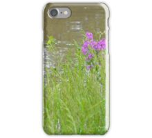 Flood & Flowers iPhone Case/Skin