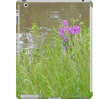 Flood & Flowers iPad Case/Skin