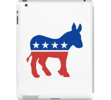 Democrat  iPad Case/Skin