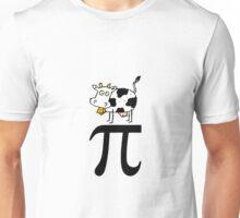 Cow Pi Unisex T-Shirt