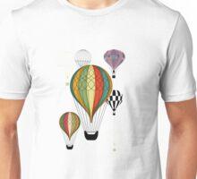 1er vuelo Aerostático en España Unisex T-Shirt
