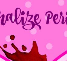 Normalize Periods Sticker