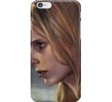 Buffy and Faith iPhone Case/Skin