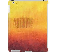 Climate Change series - Long Hot Summer  iPad Case/Skin