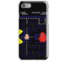 WILLIE WU vs THE PAC ERA (80S DEUX) iPhone Case/Skin