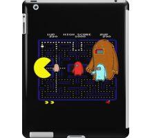 WILLIE WU vs THE PAC ERA (80S DEUX) iPad Case/Skin