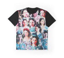 Angie Martinelli Sass Graphic T-Shirt