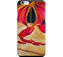 The Dragon's Lair iPhone Case/Skin