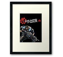 Gears of War 4 Framed Print
