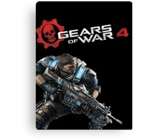 Gears of War 4 Canvas Print