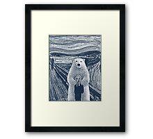 bear factor Framed Print