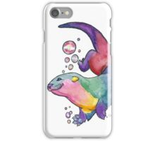 Rainbow Otter iPhone Case/Skin