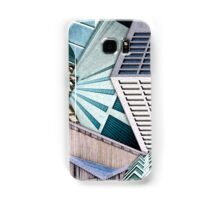 City Buildings Abstract Samsung Galaxy Case/Skin