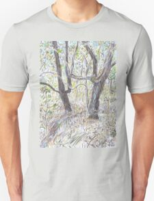 Two in the Bush Unisex T-Shirt