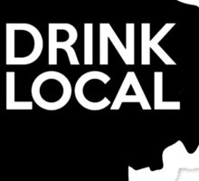 Maine Drink Local ME Sticker