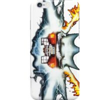 DeLorean Ready To Go iPhone Case/Skin